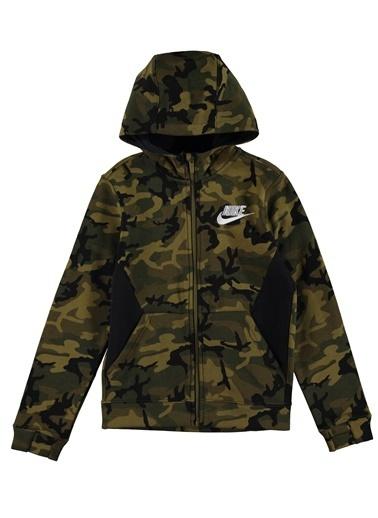 Nike Sweatshirt Yeşil